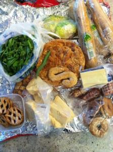 cibo emigrante