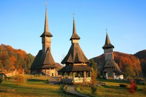 Chiese in legno Maramures