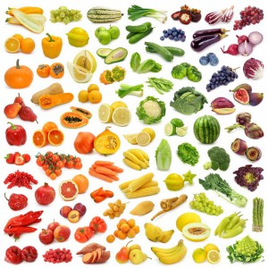 dieta colori
