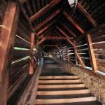 Scala di legno Sighisoara