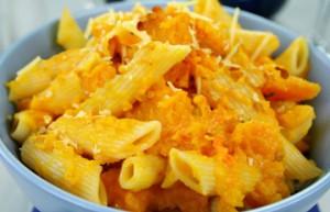 pasta zucca