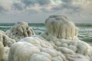 mar nero inverno