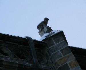 statua bambino
