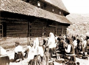 anziane villaggio