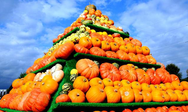 piramida portocalie